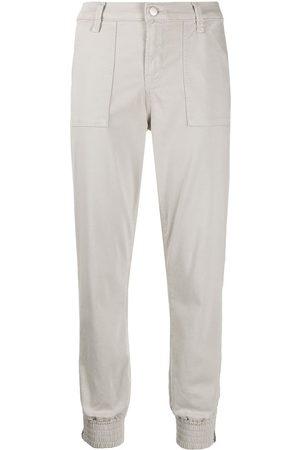 J Brand Pantalones de chándal Arkin con cremallera en los tobillos