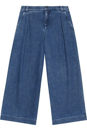 Loro Piana Jeans anchos Roberta