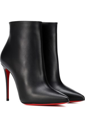 Christian Louboutin Botines So Kate 100 de piel