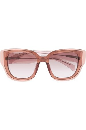 Linda Farrow Senna oversized sunglasses
