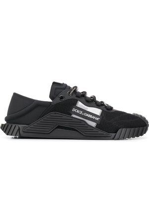 Dolce & Gabbana Zapatillas bajas con logo y diseño híbrido