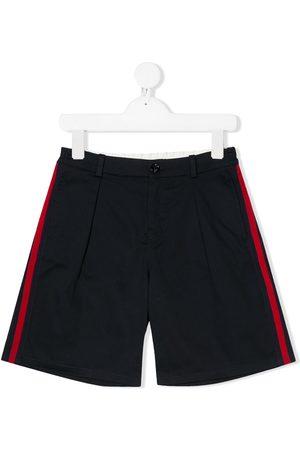 Gucci Side stripe shorts