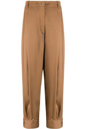 Emilio Pucci Pantalones capri de talle alto