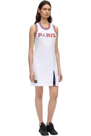 Nike   Mujer Jordan Psg Stretch Knit Dress Xl
