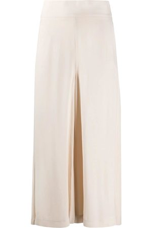 PESERICO SIGN Wide leg tailored trousers