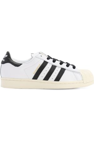 "adidas   Mujer Sneakers ""superstar Courtside"" Sin Cordones /negro 7"