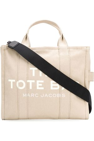 Marc Jacobs Bolso shopper con eslogan