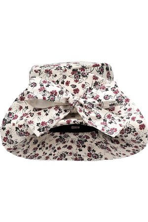 Miu Miu Sombrero de algodón floral