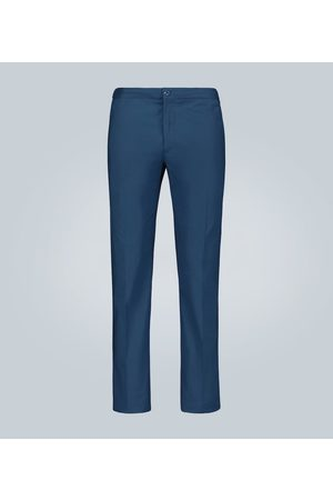 Incotex Pantalones ajustados de algodón