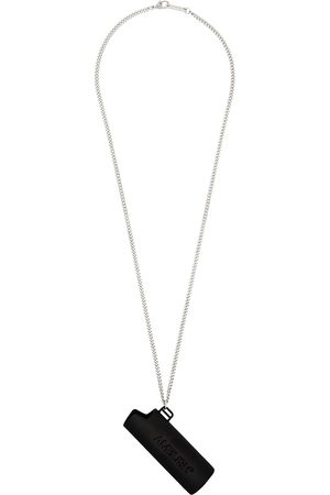 AMBUSH Black Lighter large necklace