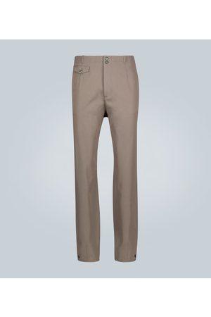 Rochas Pantalones en mezcla de lana