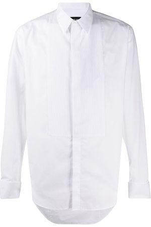 Armani Hombre Camisas de traje - Camisa con pechera plisada formal