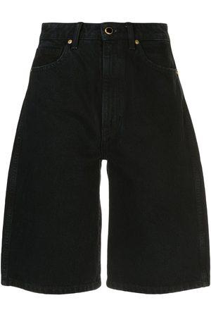 Khaite Pantalones cortos vaqueros Mitch