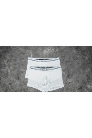 Calvin Klein Trunks 2 Pack White