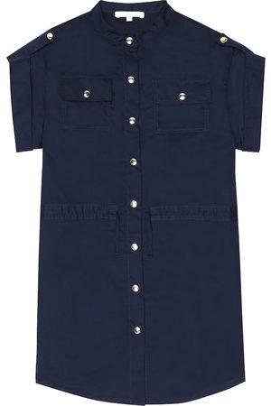 Chloé Vestido camisero de algodón