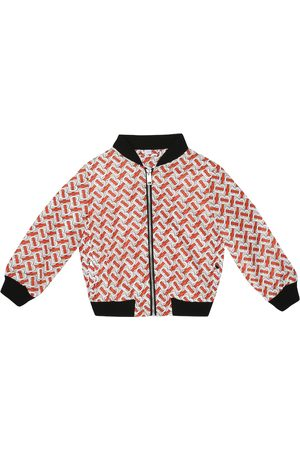 Burberry Bomber Monogram