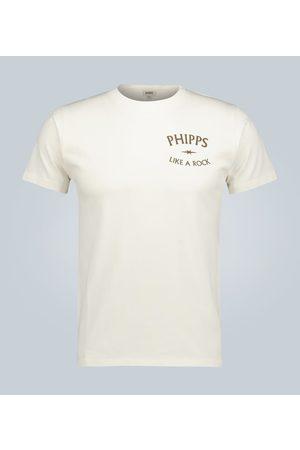 Phipps Camiseta Like a Rock manga corta