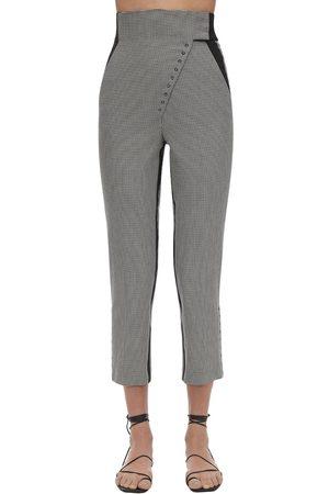 COPERNI | Mujer Pantalones Capri De Algodón /blanco 38