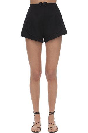 COPERNI   Mujer Shorts De Lana Stretch 34