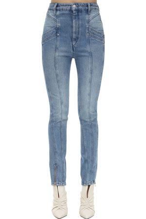 Isabel Marant | Mujer Jeans De Denim De Algodón 34