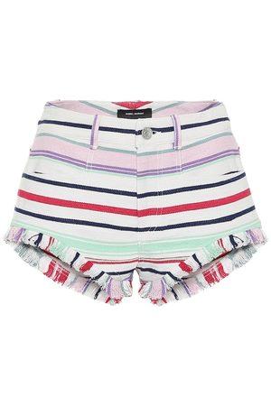 Isabel Marant Shorts Campinas mezcla de algodón