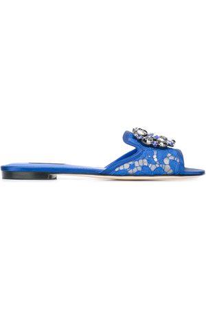 """Dolce & Gabbana Mujer Sandalias - Sandalias """"Bianca"""""""
