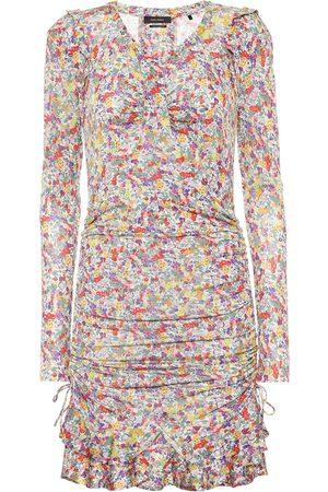 Isabel Marant Mujer Estampados - Vestido Sabia floral