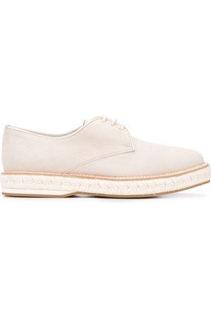 Church's Zapatos con cordones y suela trenzada