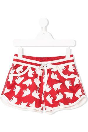 Perfect Moment Pantalones cortos con motivo de osos