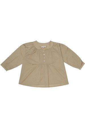 Caramel Blusa Victoria de algodón