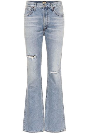 Citizens of Humanity Jeans bootcut Libby de tiro medio