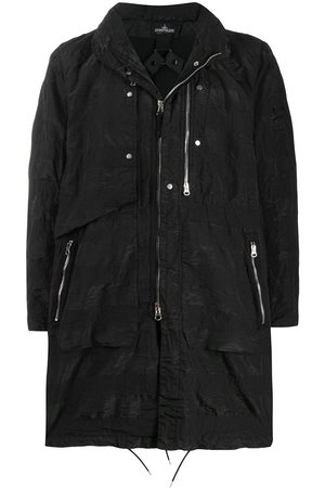 STONE ISLAND SHADOW PROJECT Parka con capucha plegable