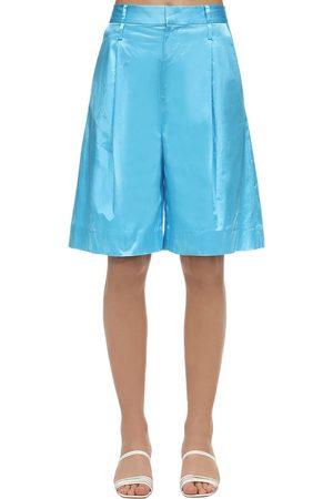Staud | Mujer Pantalones De Satén 4