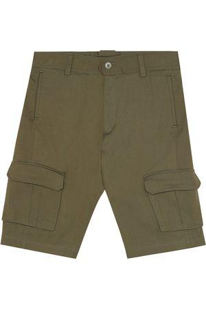 Loro Piana Shorts cargo de algodón elastizado
