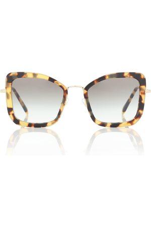 Miu Miu Gafas de sol de acetato