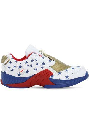 """Reebok   Hombre Sneakers """"atmos Answer V Mu"""" /blanco/azul 10.5"""