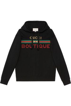 Gucci Sudadera con motivo Boutique