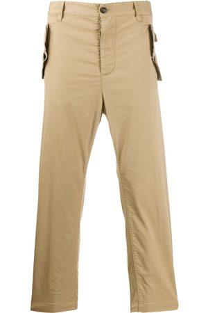 Dsquared2 Pantalones chinos con detalle de bolsillo