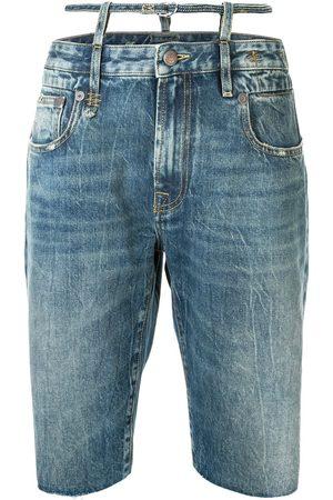 R13 Pantalones vaqueros cortos Ollie