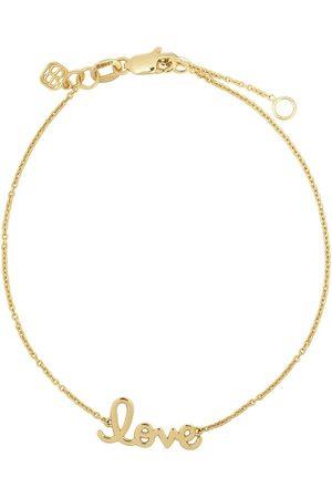 Sydney Evan Mujer Pulseras - Pulsera love en oro amarillo de 14kt