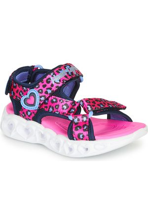 Skechers Sandalias niña HEART LIGHTS para niña