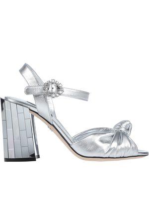 Dolce & Gabbana Sandalias con cierre