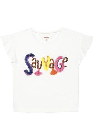 Catimini Cn10093 Camiseta Beb/é-Ni/ñas