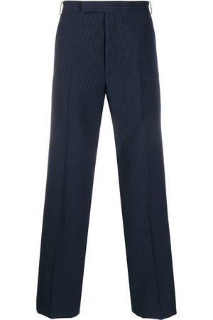 Thom Browne Pantalones de vestir RWB con franja