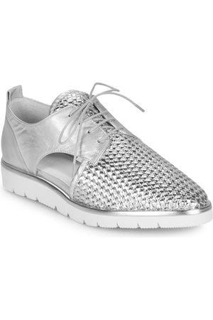 Regard Zapatos Mujer LUCEY V2 TRESSE SILVER para mujer