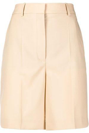 Stella McCartney Shorts de vestir de talle alto