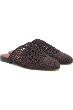 Loro Piana Slippers Balgha de croché