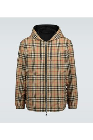 Burberry Chaqueta reversible Vintage Check
