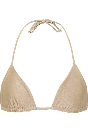 Jade Swim Exclusivo en Mytheresa – top de bikini Via