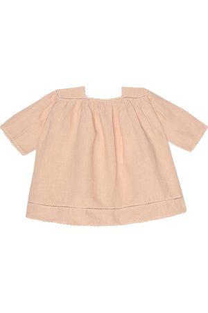 Caramel Bebé - vestido Wimbledon de lino